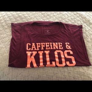 Caffeine and Kilos Muscle Tank